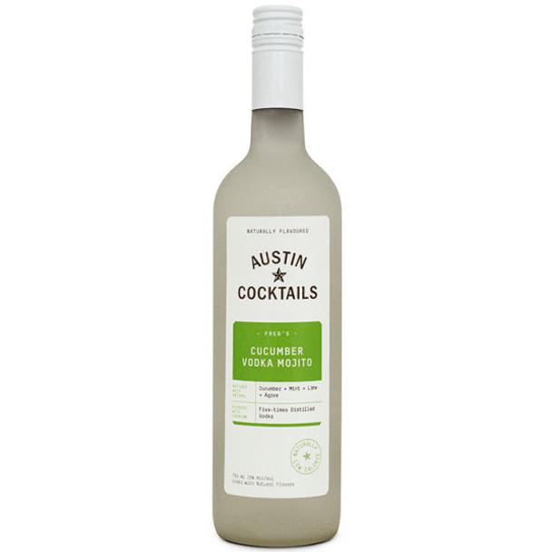 Austin Cocktails Cucumber Vodka Mojito 750ml