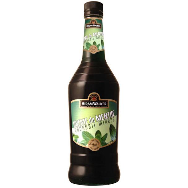 Hiram Walker Creme de Menthe Green US 1L