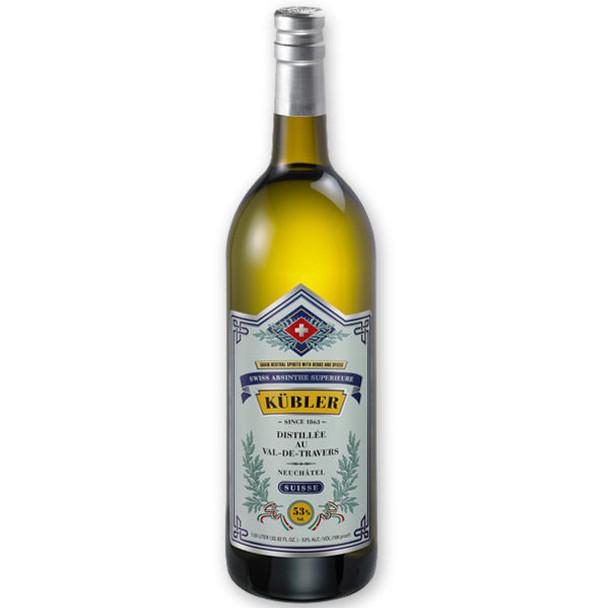 Kubler Original Absinthe Liqueur 1L