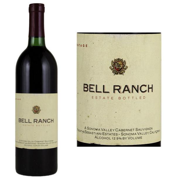 Bell Ranch Sebastiani Estate Sonoma Cabernet