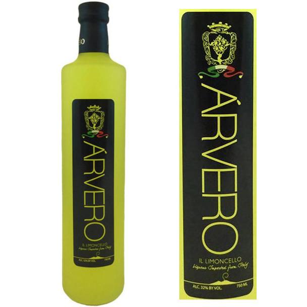 Arvero Limoncello Liqueur Italy 750ml