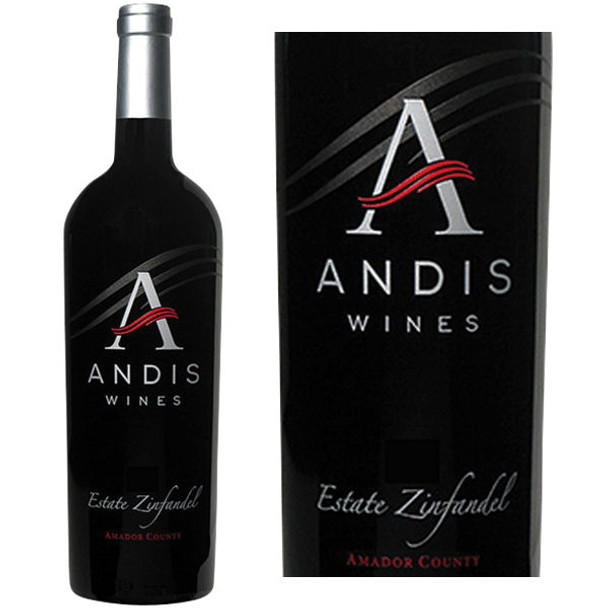 Andis Estate Amador County Zinfandel