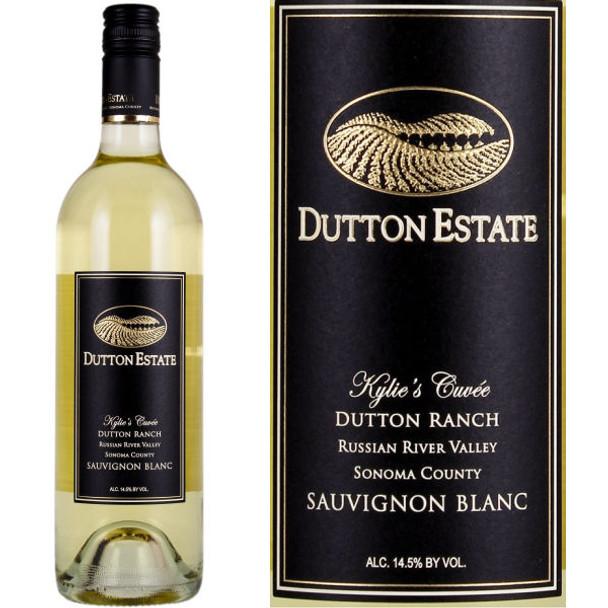 Dutton Estate Kylie's Cuvee Russian River Sonoma Sauvignon Blanc