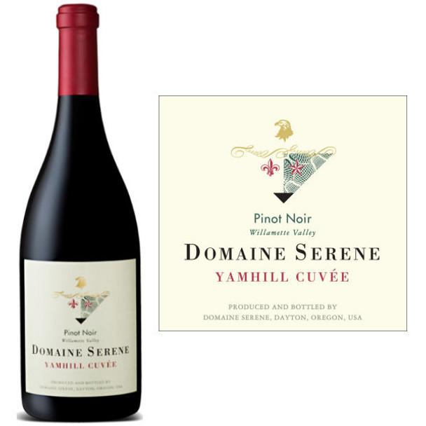 Domaine Serene Yamhill Cuvee Willamette Pinot Noir Oregon