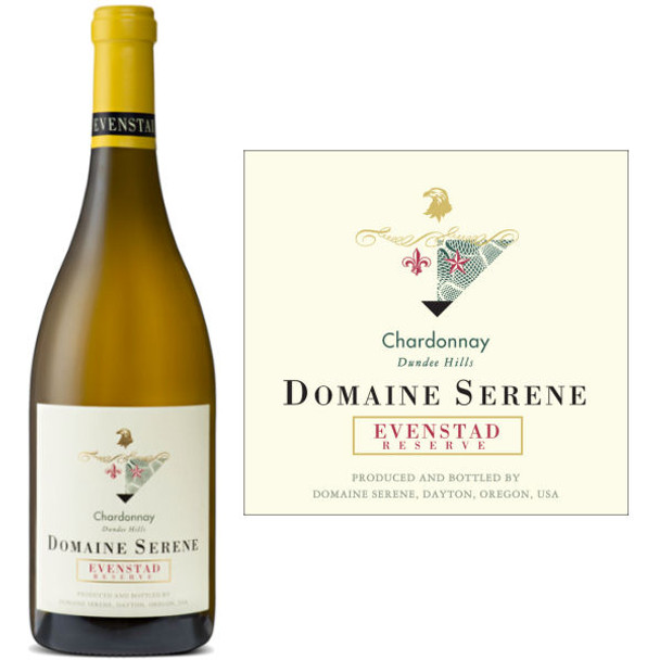 Domaine Serene Evenstad Reserve Dundee Hills Chardonnay Oregon