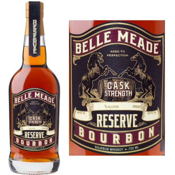 Belle Meade Reserve Bourbon 750ml