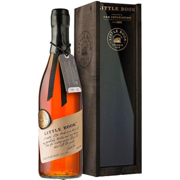 Little Book Chapter 2 NOE SIMPLE TASK Blended Whiskey 2018 750ml