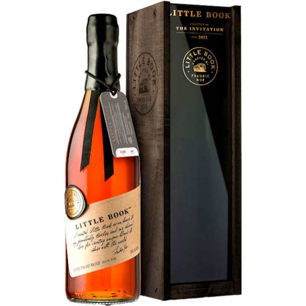 Little Book Chapter 4 LESSONS HONORED Blended Whiskey 2020 750ml
