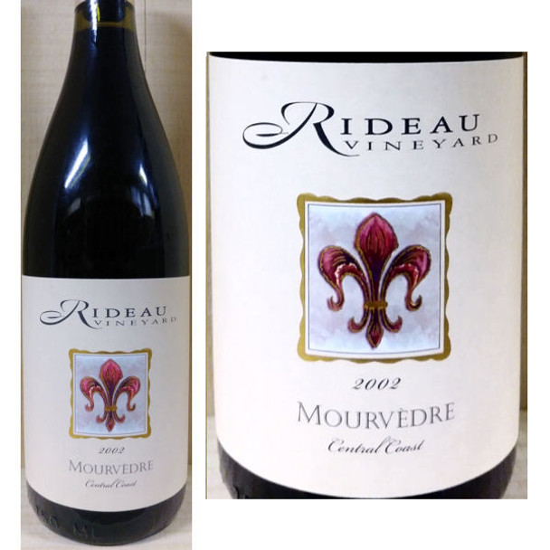Rideau Central Coast Mourvedre