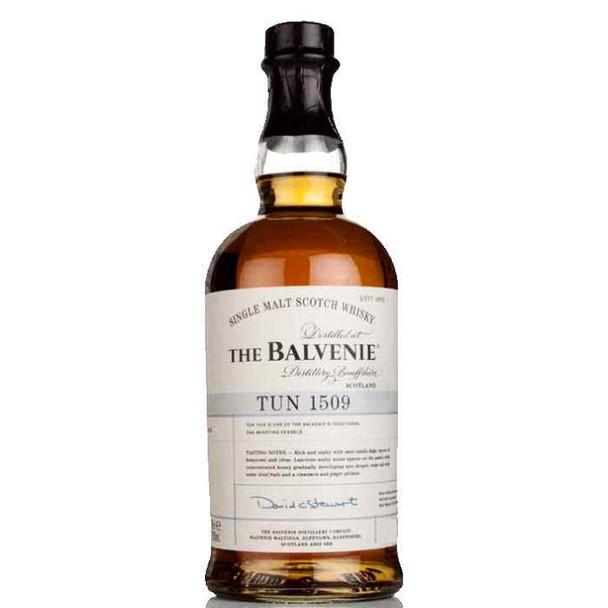 Balvenie Tun 1509 Batch 5 Single Malt Scotch 750ml