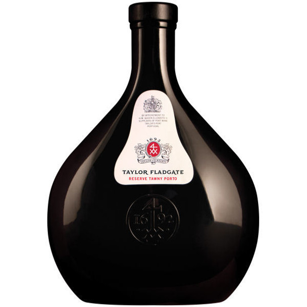 Taylor Fladgate Historical Collection Reserve Tawny Port NV 1L Rated 90WA