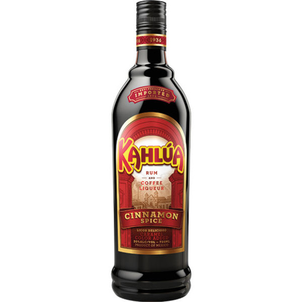 Kahlua Cinnamon Spice Liqueur 750ml