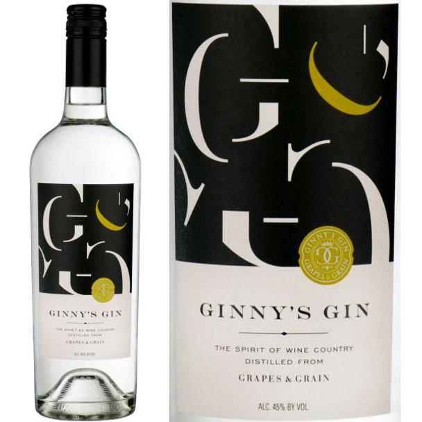 Ginny's Gin California Gin 750ml