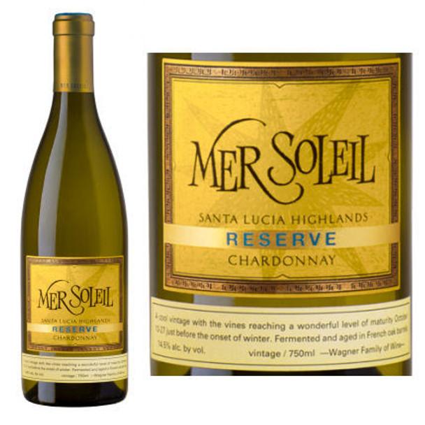 Mer Soleil Reserve Santa Lucia Highlands Chardonnay