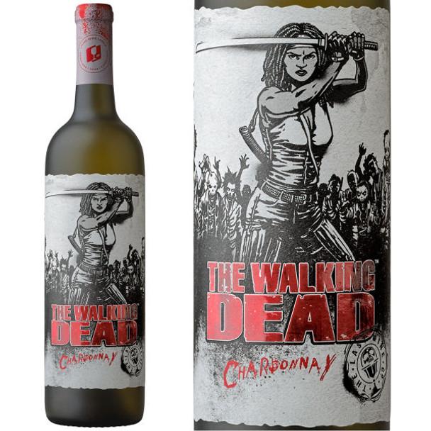 The Walking Dead California Chardonnay