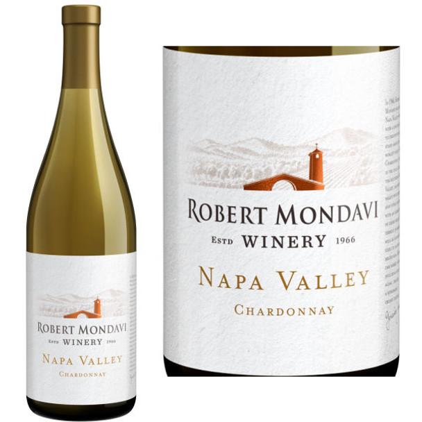 Robert Mondavi Napa Chardonnay