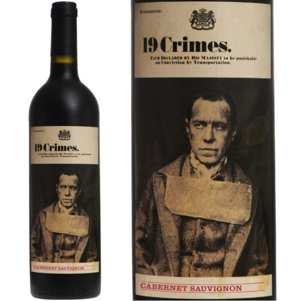 19 Crimes Cabernet