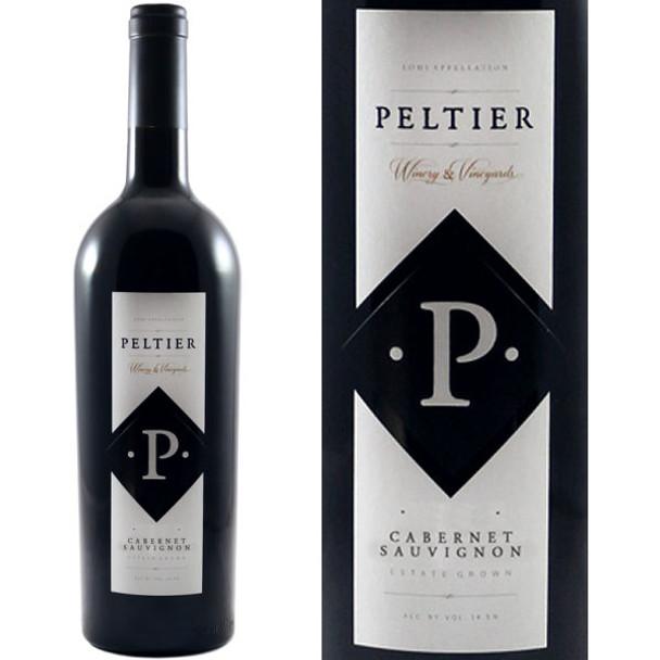 Peltier Black Diamond Lodi Cabernet