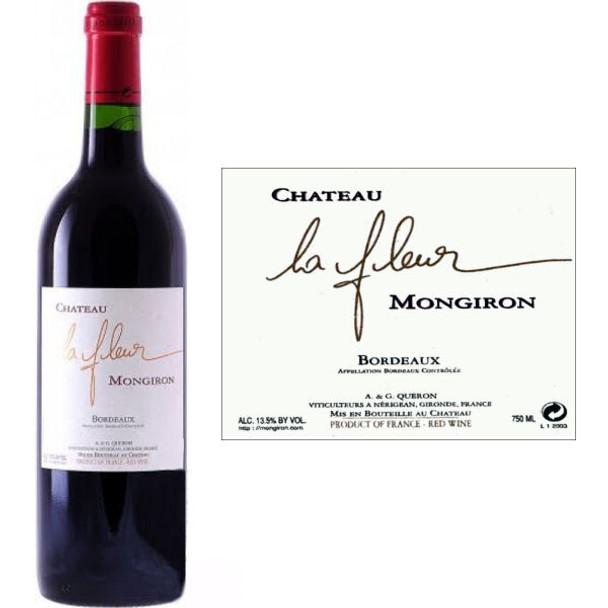 Chateau La Fleur Mongiron Bordeaux
