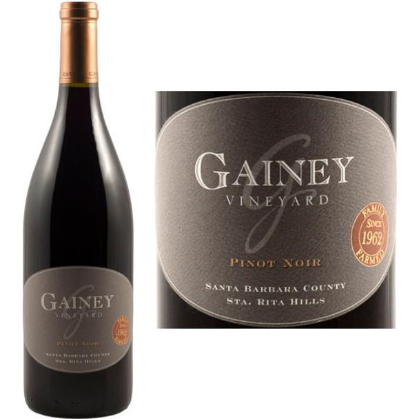 Gainey Sta. Rita Hills Pinot Noir
