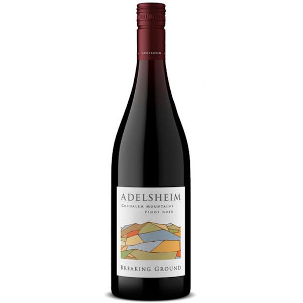 Adelsheim Breaking Ground Chehalem Mountain Pinot Noir Oregon