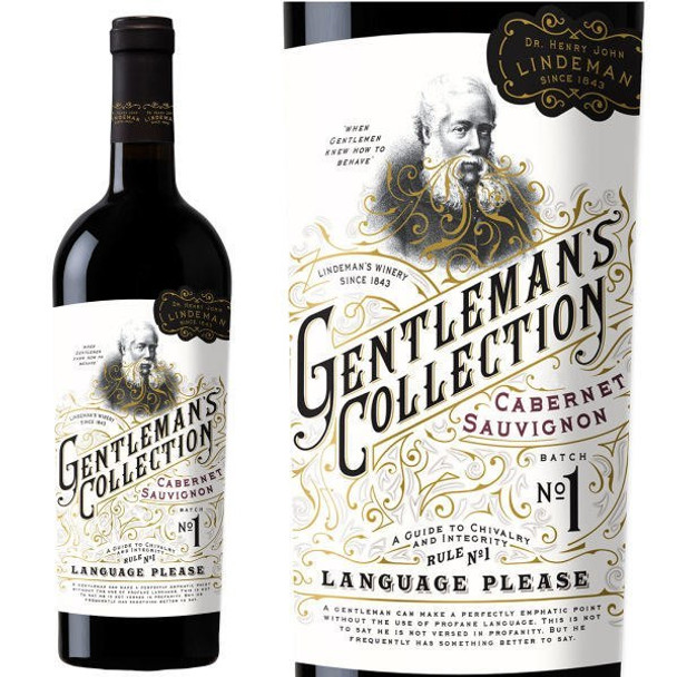 Lindeman's Gentleman's Collection Cabernet