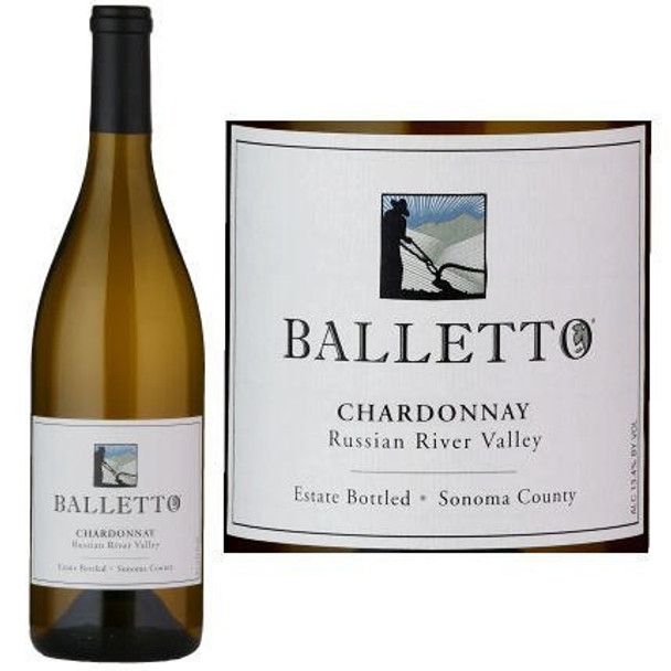 Balletto Russian River Chardonnay
