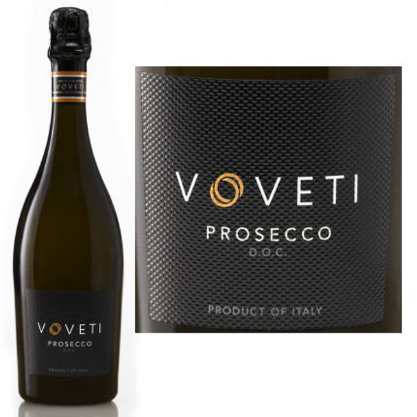 12 Bottle Case Voveti Prosecco DOC NV w/ Free Shipping