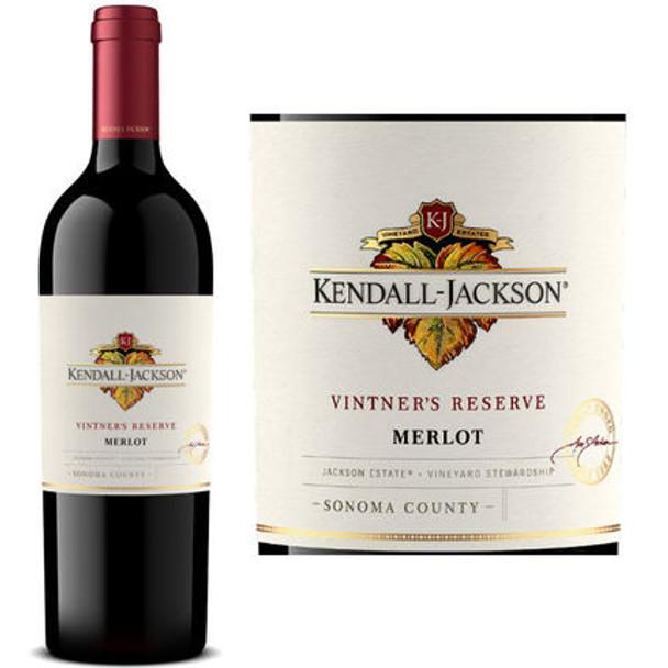 Kendall Jackson Vintner's Sonoma Merlot