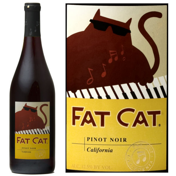 Fat Cat California Pinot Noir