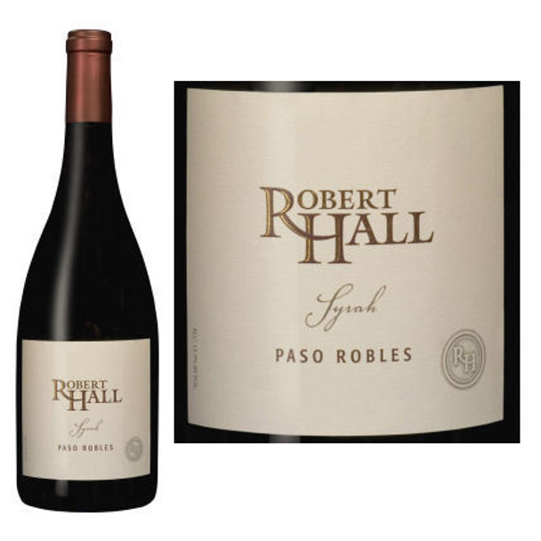 Robert Hall Paso Robles Syrah