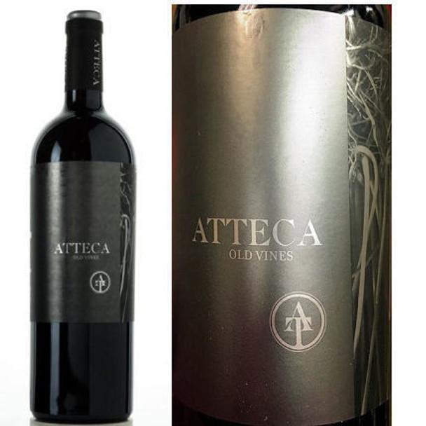 12 Bottle Case Bodegas Ateca Atteca Old Vines Garnacha 2015 (Spain) w/ Free Shipping