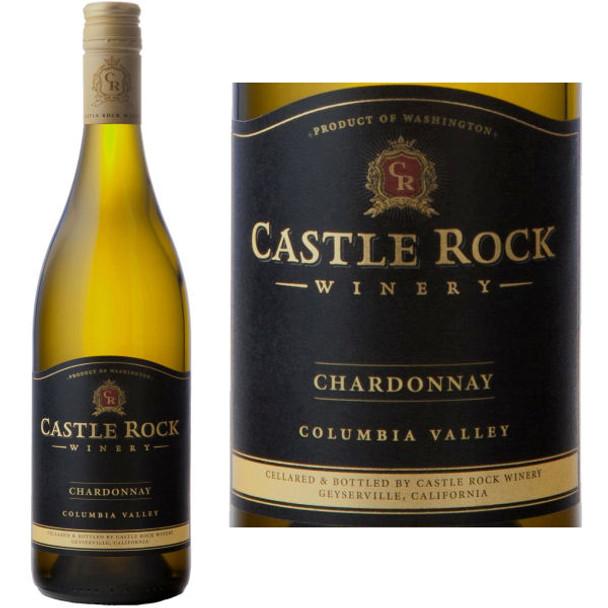 Castle Rock Columbia Valley Chardonnay Washington