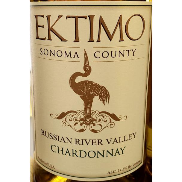 Ektimo Russian River Chardonnay