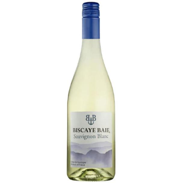 Biscaye Baie Cotes De Gascogne Sauvignon Blanc IGP