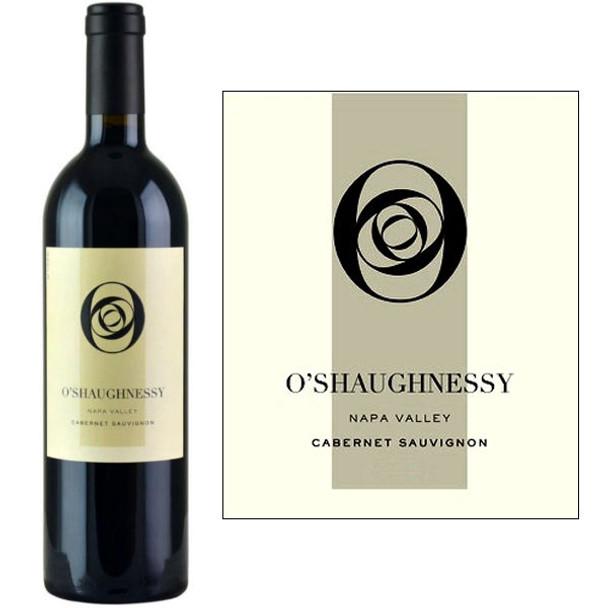 O'Shaughnessy Estate Napa Cabernet