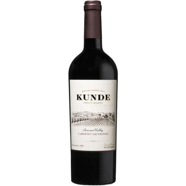 Kunde Sonoma County Cabernet