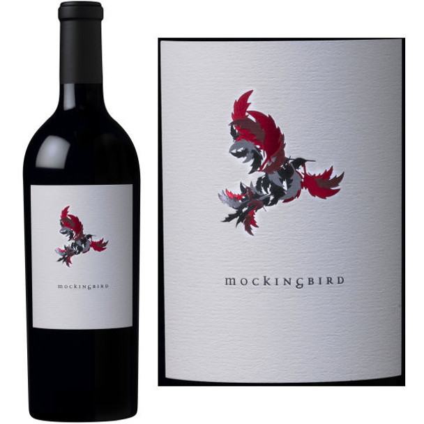 Tuck Beckstoffer Estate Mockingbird Red Napa Cabernet-Merlot