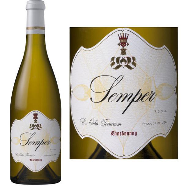 Tuck Beckstoffer Semper Sun Sonoma Coast Chardonnay