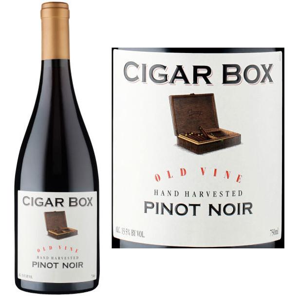 Cigar Box Old Vine Pinot Noir