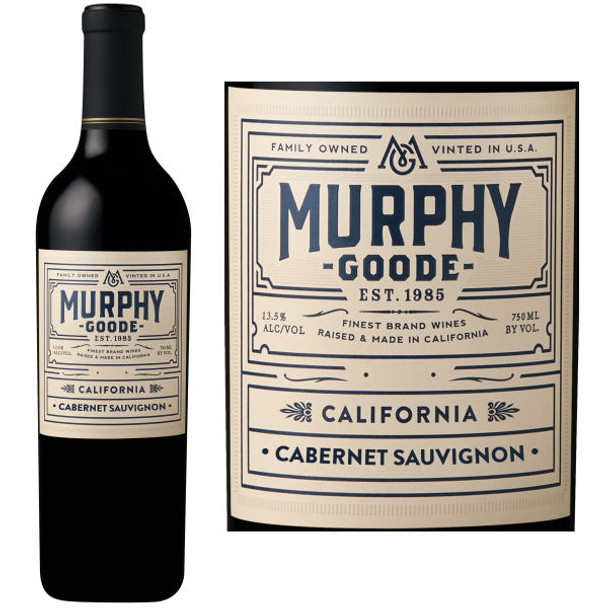 Murphy Goode California Cabernet