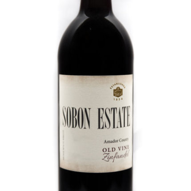 Sobon Estate Amador County Old Vine Zinfandel