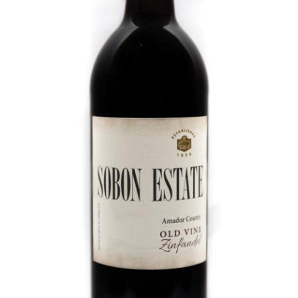 Sobon Estate Amador County Old Vine Zinfandel