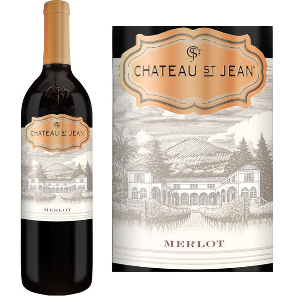 Chateau St. Jean California Merlot