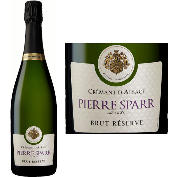 Pierre Sparr Cremant D'Alsace Brut Reserve NV