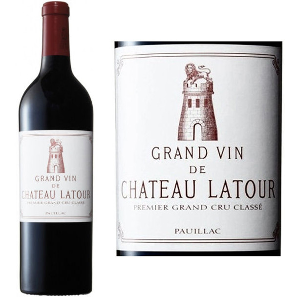 Chateau Latour Pauillac