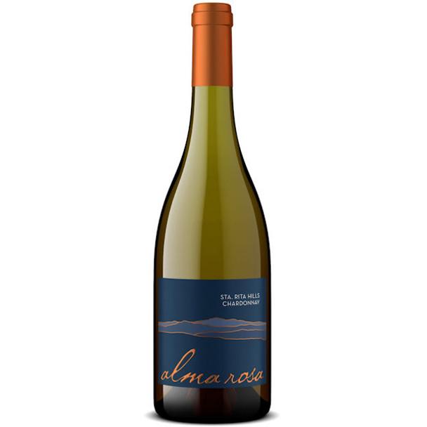 Alma Rosa El Jabali Vineyard Rita Hills Chardonnay