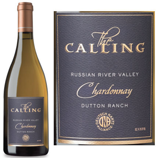 The Calling Dutton Ranch Russian River Chardonnay