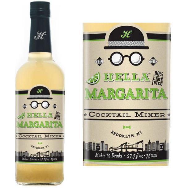 Hella Margarita Cocktail Mixer 750ml
