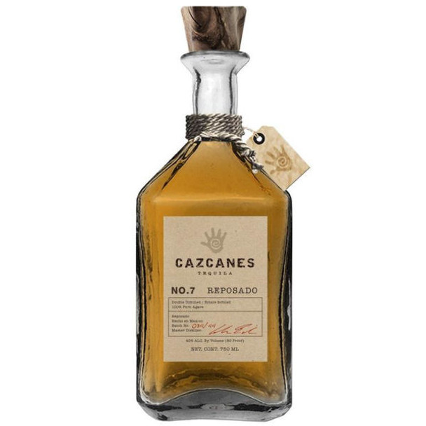 Cazcanes No.7 Reposado Tequila 750ml